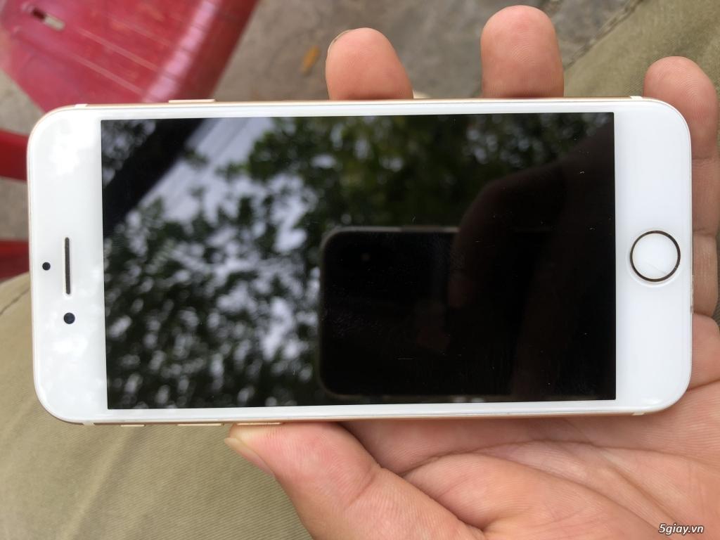Iphone 7 128gb qtế gold giao lưu