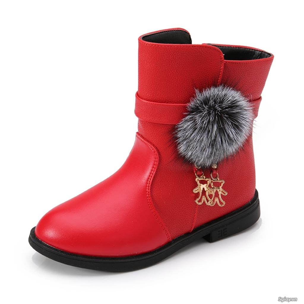 Giày, Boot cổ ngắn dành cho bé - 3