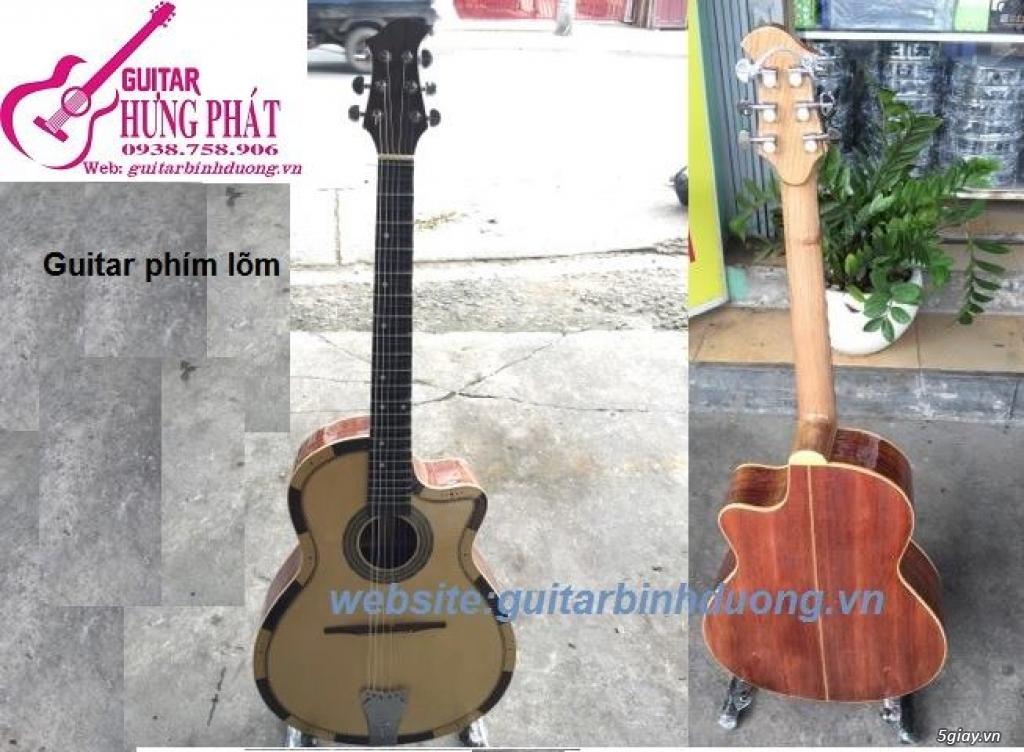 Guitar tân cổ cải lương, guitar phím lõm giá siêu rẻ toàn quốc - 8