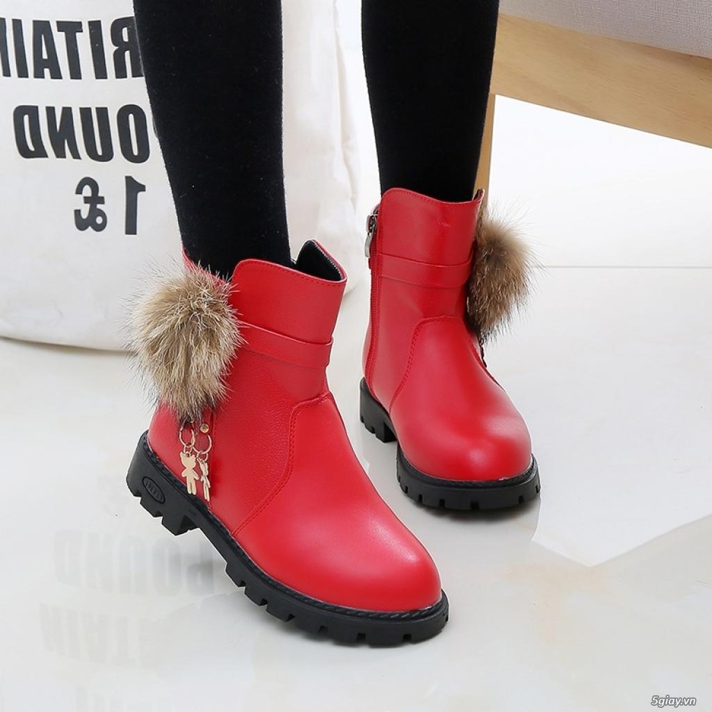 Giày, Boot cổ ngắn dành cho bé