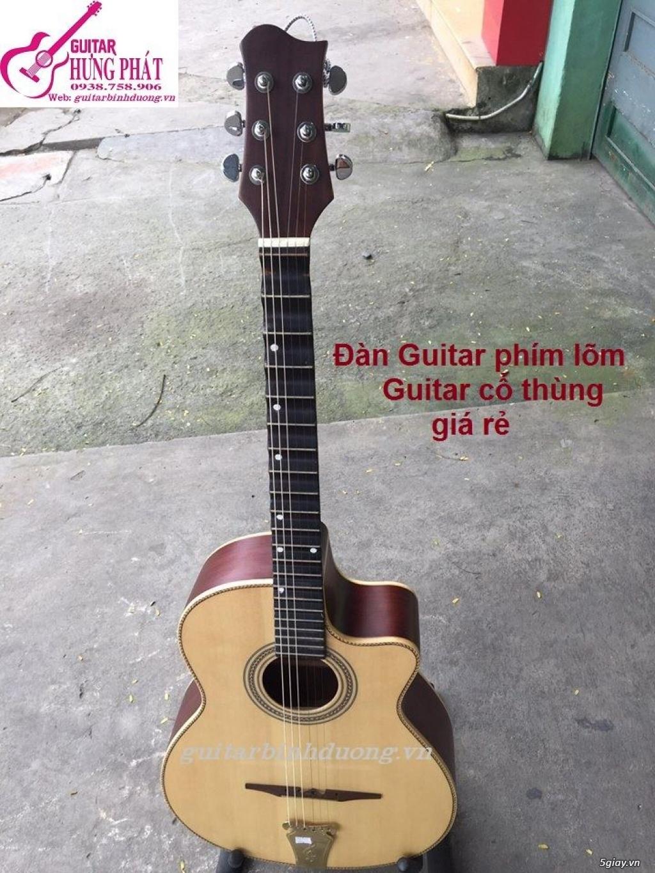 Guitar tân cổ cải lương, guitar phím lõm giá siêu rẻ toàn quốc - 6