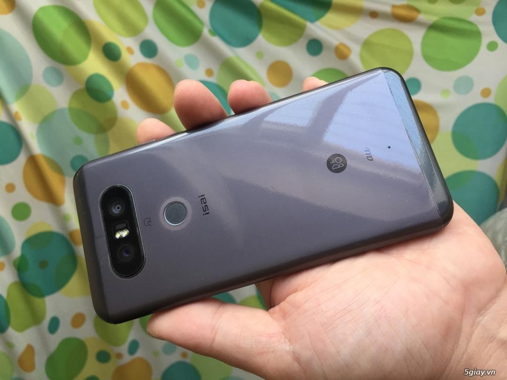 LG V20 nhật (LG isai v34) - 4