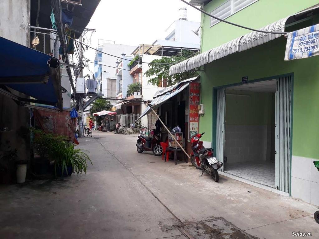 Bán nhà hẻm xe hơi đường Lê Đình Cẩn - 1