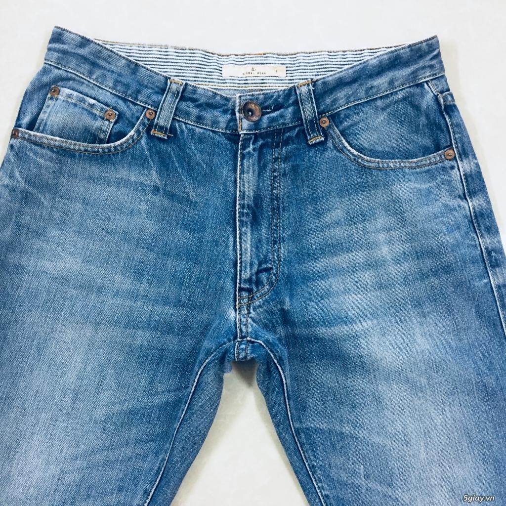 hàng jean si levis uniqlo size 30 - 10