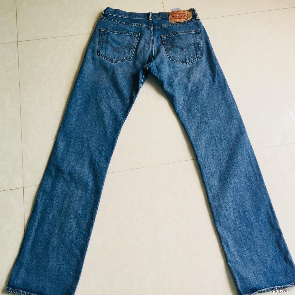 hàng jean si levis uniqlo size 30 - 4