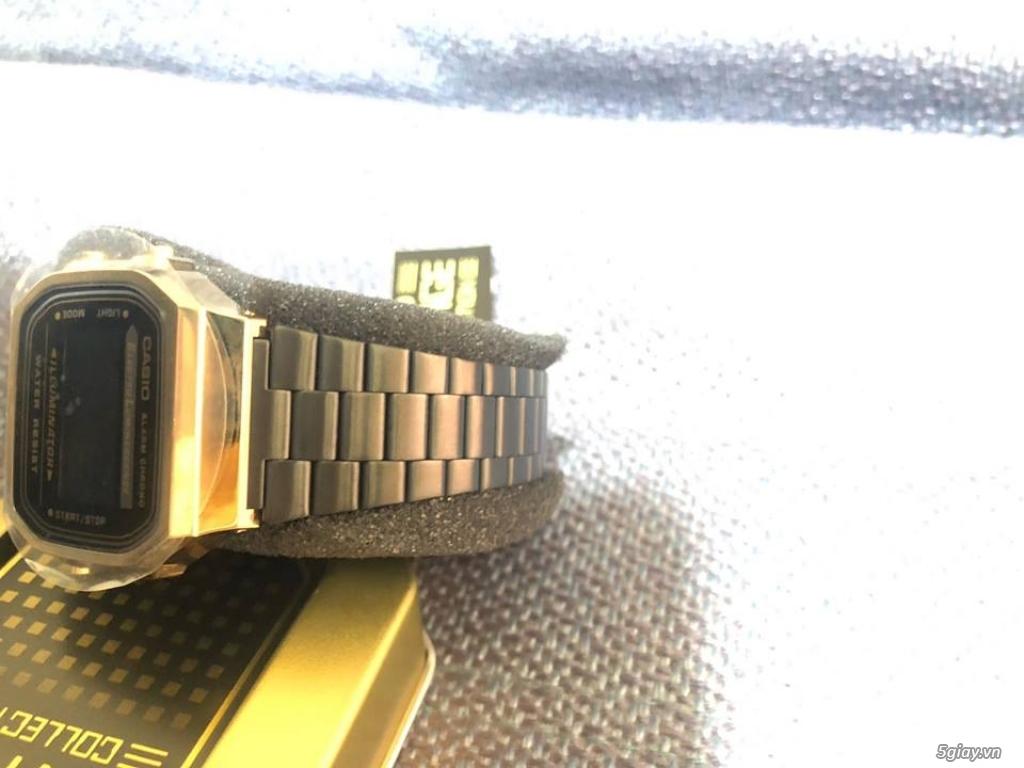 Kẹt tiền bán gấp Michael Kors MK5276 /  Casio Vintage Collection A168 - 3