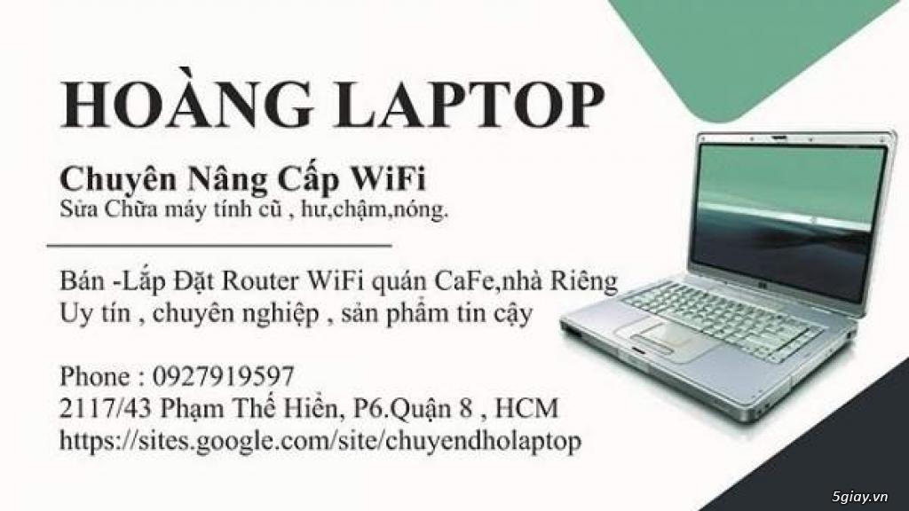 Nhận Nâng Cấp Giúp Laptop vào internet nhanh hơn , máy chạy nhanh - 2