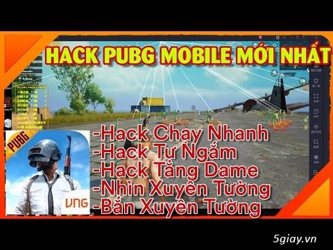 Tải Hack PUBG mobile PC esp