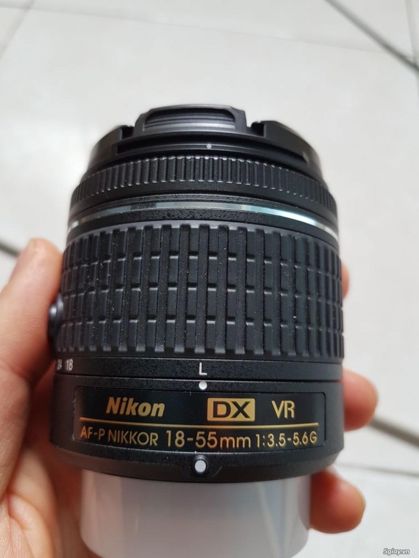 Nikon D3400 VIC 2kshot ( lens kit + Sigma 17-50) - 4
