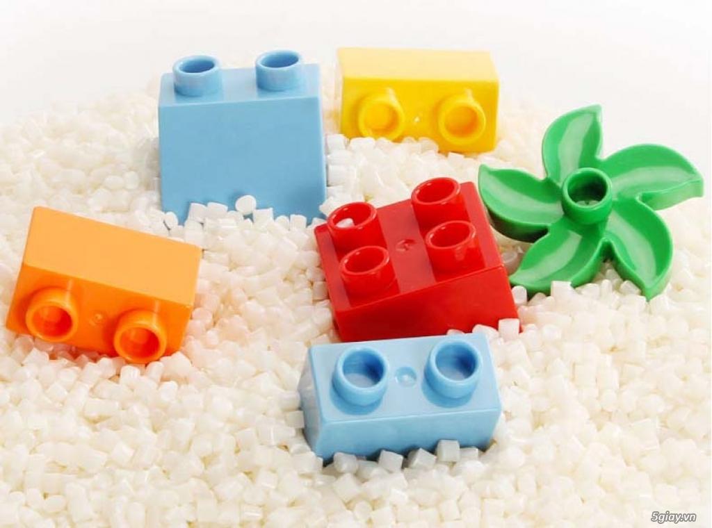 Bộ block Lego lắp ráp nhà 140 chi tiết (size lớn) hàng nhập - 5