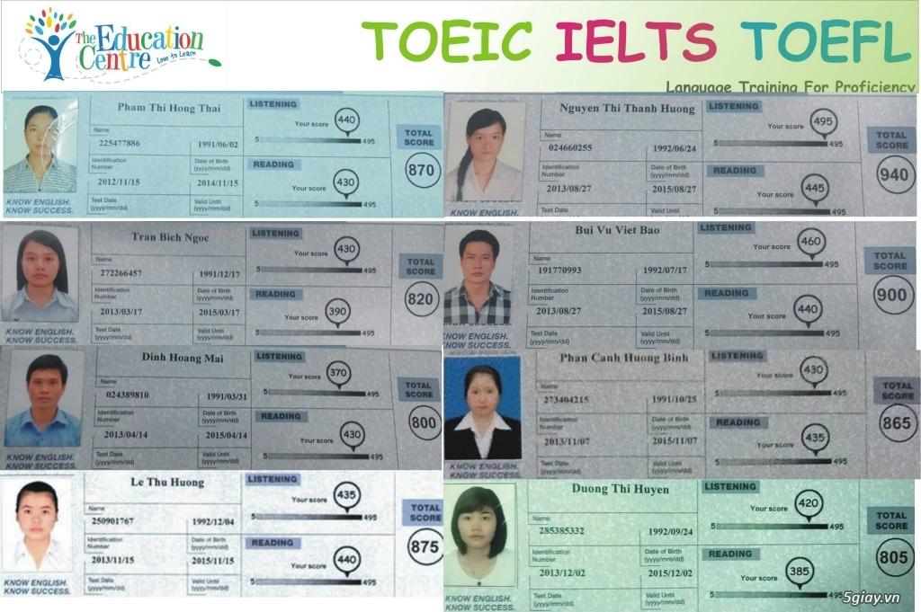 Học TOEIC-IELTS Ở Đâu Tốt, Rẻ. Học Anh Văn Toeic-Ielts Trung Tâm Nào Tốt nhất, Rẻ ở HCM, Sài Gòn - 1