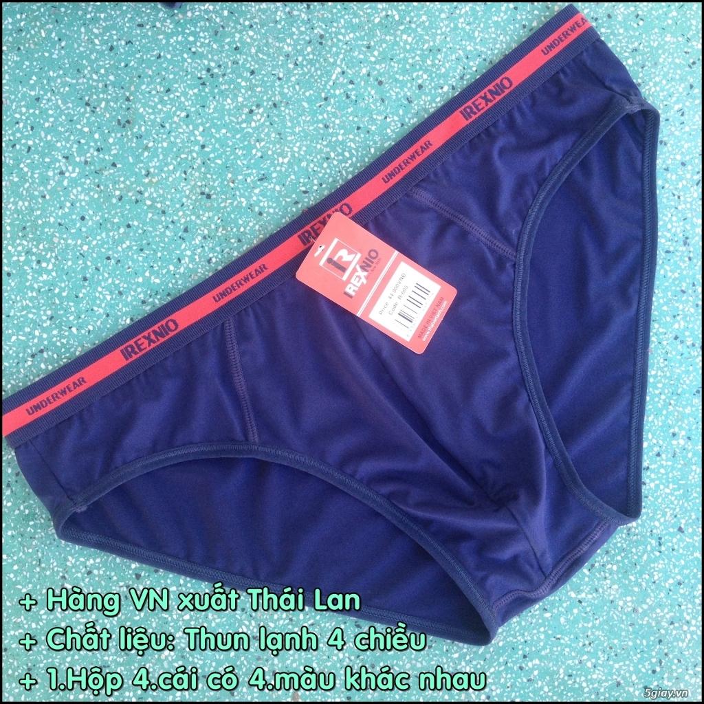 Quần lót nam BigSize (size lớn 4XL) cho người từ 85kg đến 120kg - 7