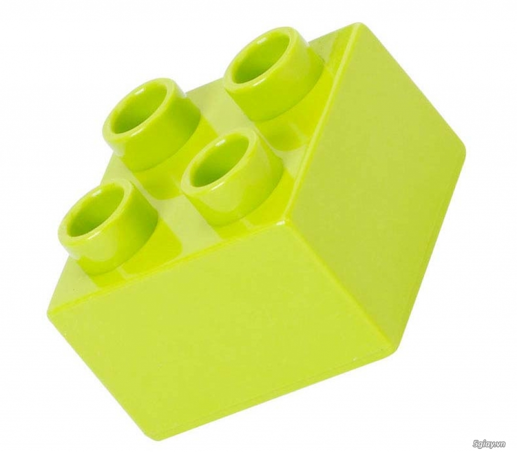 Bộ block Lego lắp ráp nhà 140 chi tiết (size lớn) hàng nhập - 12