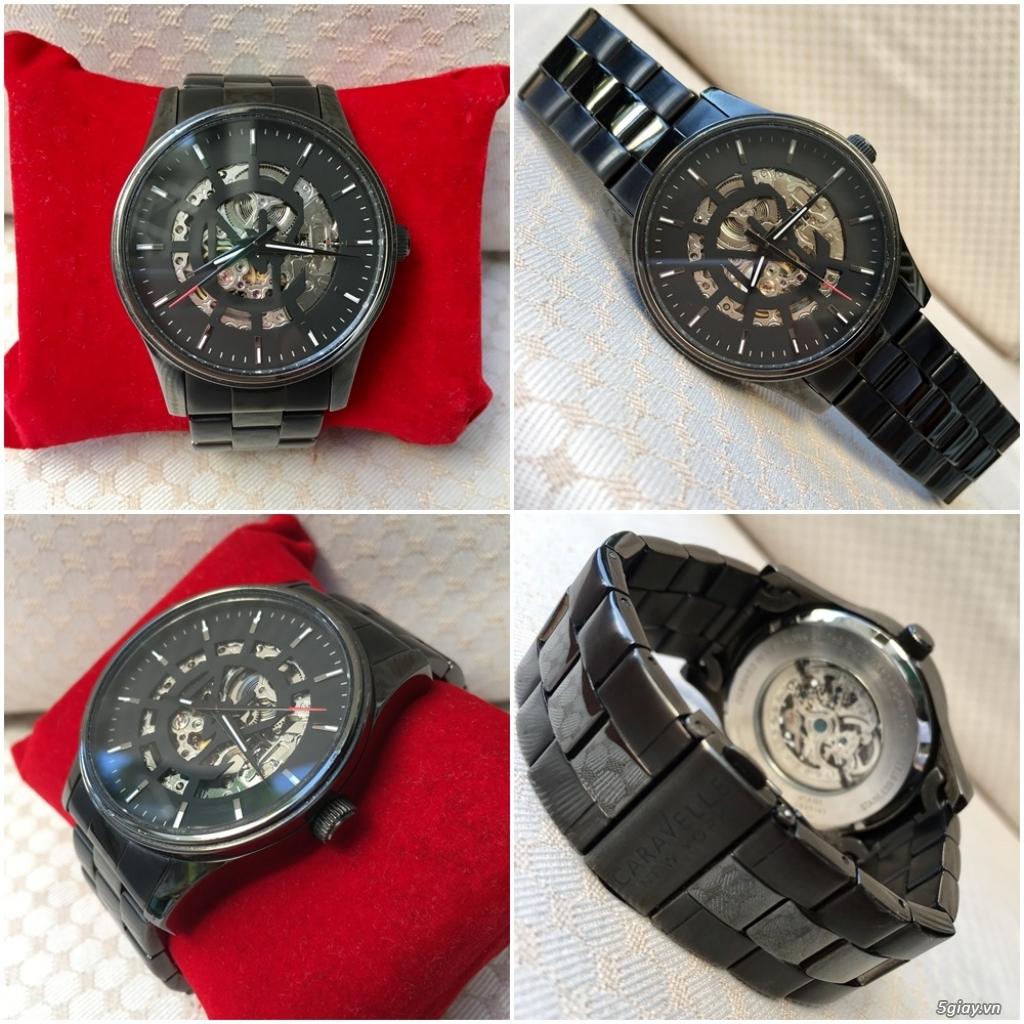 Kho đồng hồ xách tay chính hãng secondhand update liên tục - 27
