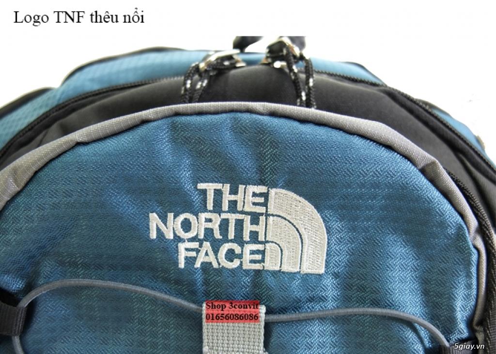 [3CONVIT] Balo du lịch North Face Yaizza 55L End22h00 10/01/2019 - 12