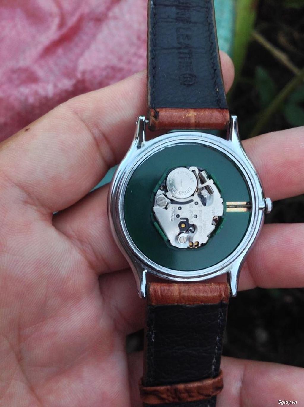 Đồng hồ Secondhand Japan, Thụy Sĩ (update thường xuyên) - 35