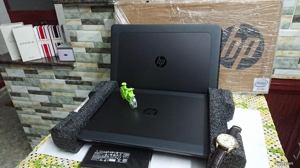 Hp Zbook 15 G4,Xeon 3ghz V6,ram 16g,Quadro 2200m ,ssd-m2.1tb,sim 4G - 3