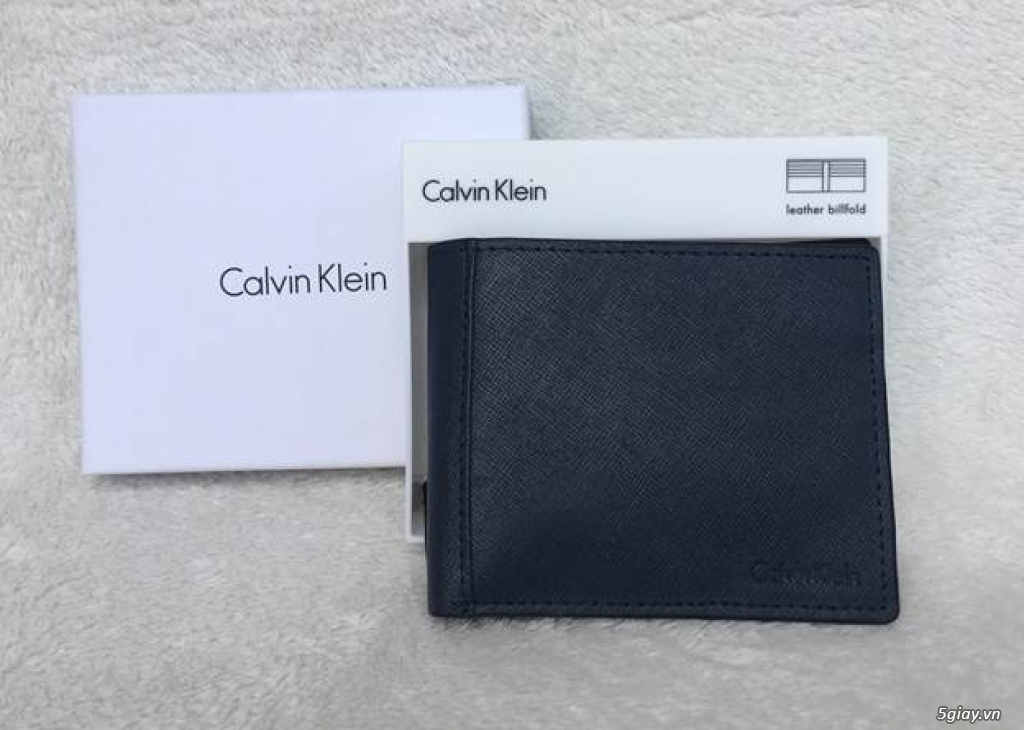 bóp ví,dây nịt da USA 100% giá tốt - 15