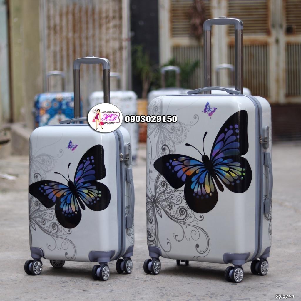 Vali du lịch cặp, vali giá rẻ, vali cho bé yêu - 4