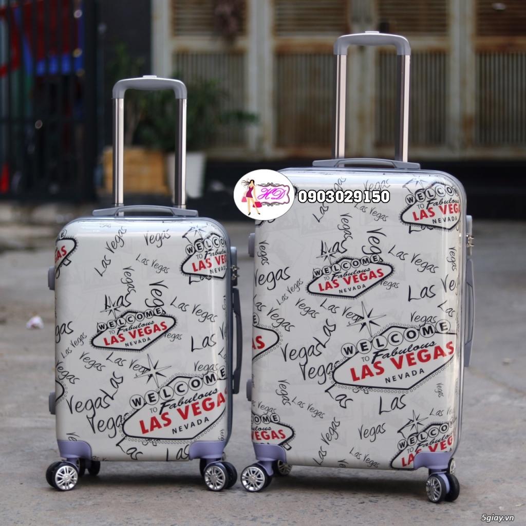 Vali du lịch cặp, vali giá rẻ, vali cho bé yêu - 2