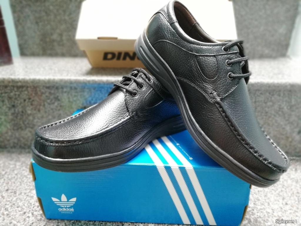 [ĐỨC ANH shoes] Chuyên giầy da nam cao cấp : giầy tây nam , giầy mọi nam.da thật 100%