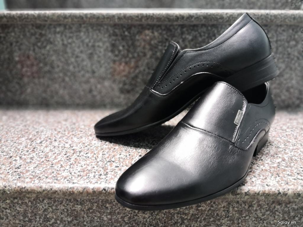 [ĐỨC ANH shoes] Chuyên giầy da nam cao cấp : giầy tây nam , giầy mọi nam.da thật 100% - 1