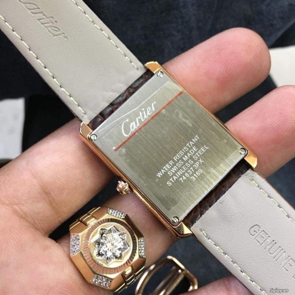 Chuyên đồng hồ Catier,Corum sang trọng Men & Lady model mới nhất 2019 - 25