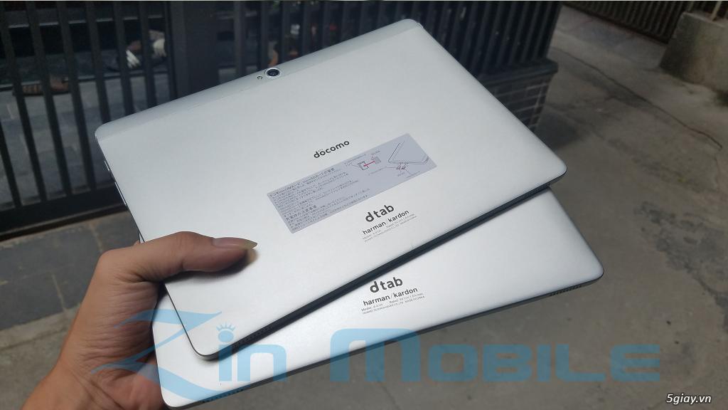 Máy  tính bảng Dtab D01H cực chất, 4 Loa Harman Kardon/4G+WIFI giá tốt