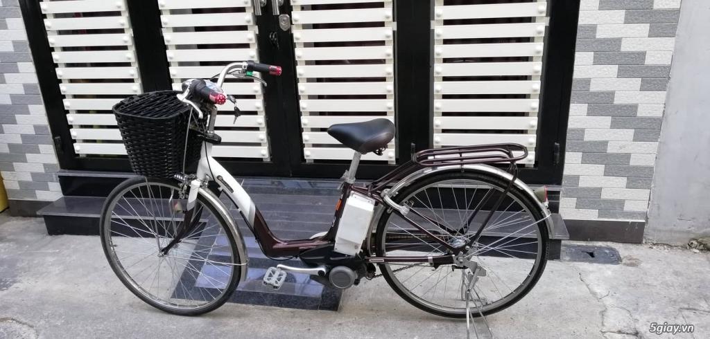 xe đạp điện hàng Nhật giá rẽ : sanyo , yamaha ,Bridgestone ,Hydee - 4