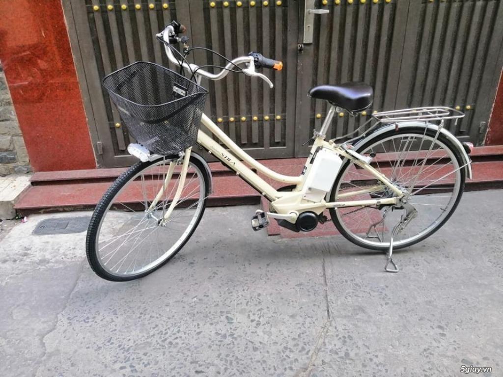 xe đạp điện hàng Nhật giá rẽ : sanyo , yamaha ,Bridgestone ,Hydee - 6