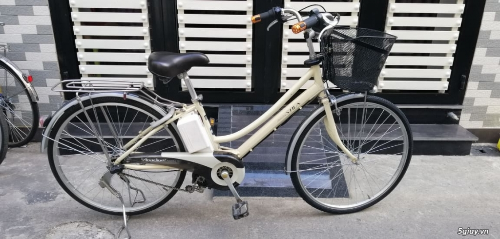 xe đạp điện hàng Nhật giá rẽ : sanyo , yamaha ,Bridgestone ,Hydee - 2