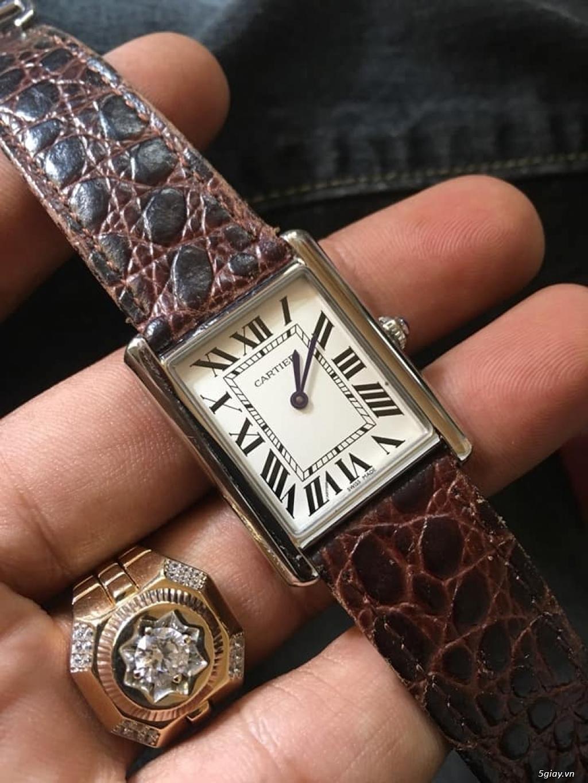 Chuyên đồng hồ Catier,Corum sang trọng Men & Lady model mới nhất 2019 - 28