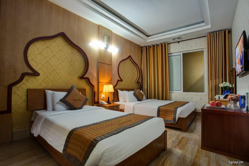 Khách sạn gần Chợ đêm, Chờ Đồng Xuân hà Nội - 2