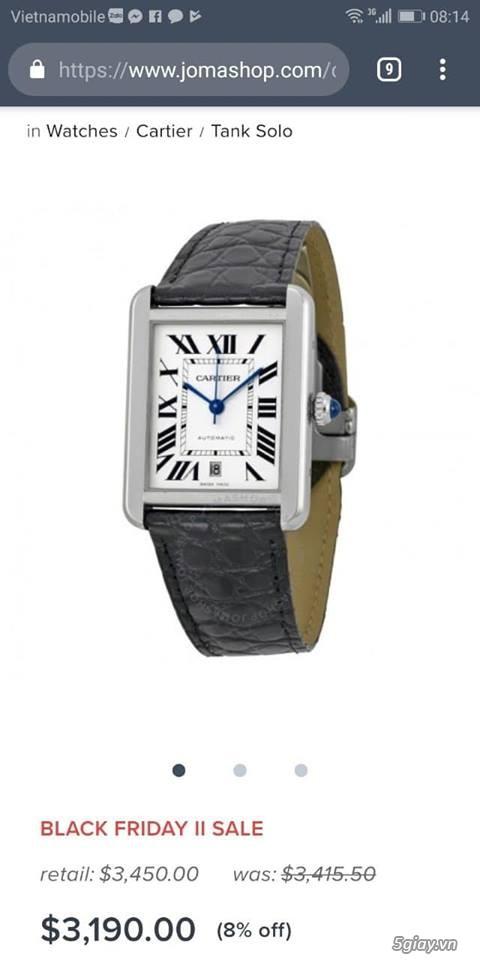 Chuyên đồng hồ Catier,Corum sang trọng Men & Lady model mới nhất 2019 - 23