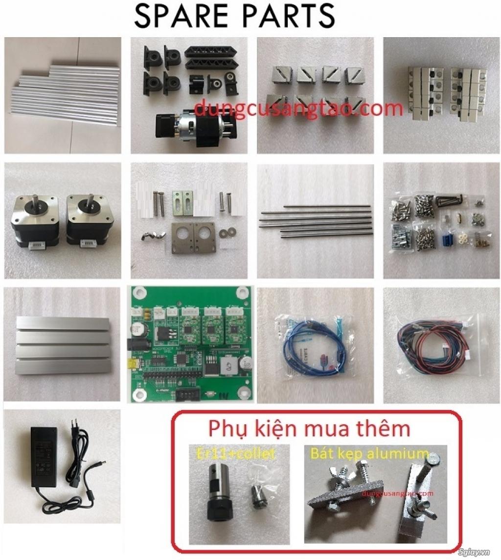 Máy CNC mini giá rẻ cho sinh viên - 4