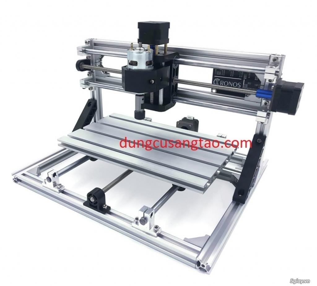 Máy CNC mini giá rẻ cho sinh viên - 2