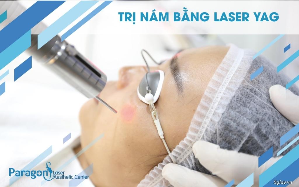 Máy Laser Yag ,Xoá Xăm, Xoá Nám, Tàn  Nhang , Bắn Carbon Trắng Da - 2