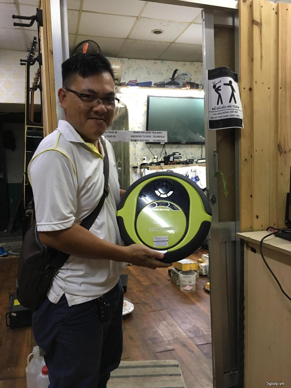 Sửa Robot Hút Bụi Tại Lab Sửa Robot Hút Bụi 3D House - 6