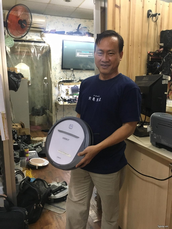 Sửa Robot Hút Bụi Tại Lab Sửa Robot Hút Bụi 3D House - 8