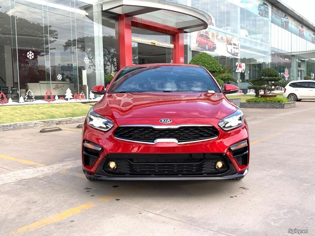 Kia Cerato  all new màu đỏ ra mắt giá chỉ từ 559 triệu ! - 1