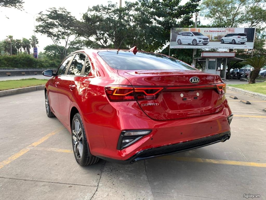 Kia Cerato  all new màu đỏ ra mắt giá chỉ từ 559 triệu ! - 2