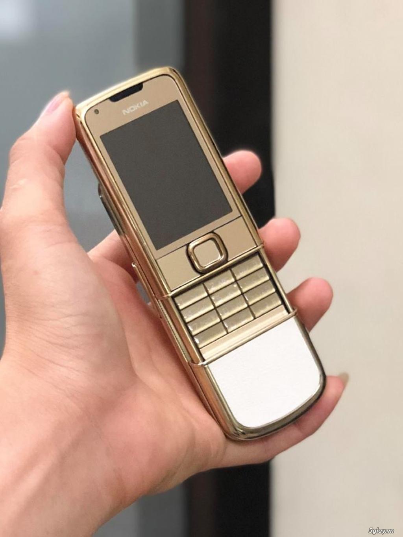 Nokia 8800 Arte Gold Chính Hãng Giá Rẻ Cho anh em Đam mê - 2