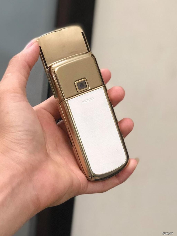 Nokia 8800 Arte Gold Chính Hãng Giá Rẻ Cho anh em Đam mê - 1