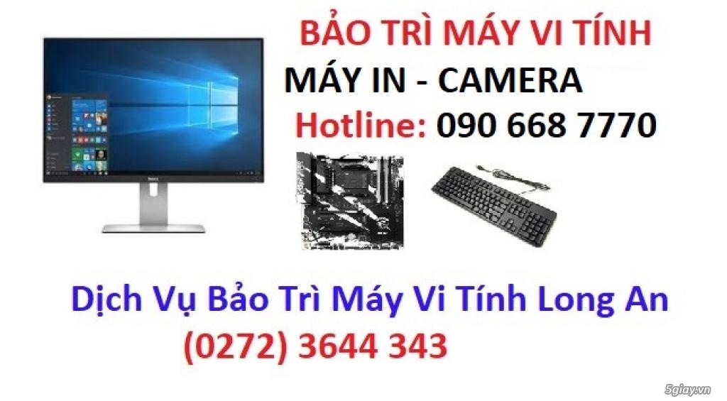 Dịch vụ bảo trì máy tính cho doanh nghiệp LONG AN - 1