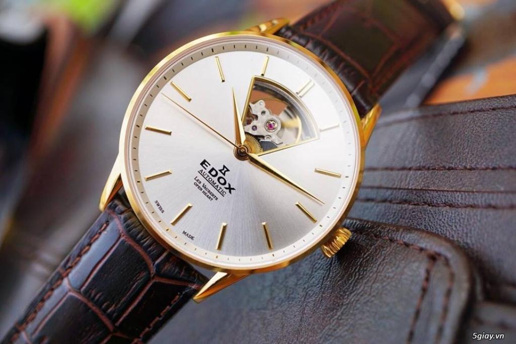 Đồng hồ chính hãng Thụy Sỹ Fc, Raymond Weil, Edox - 46