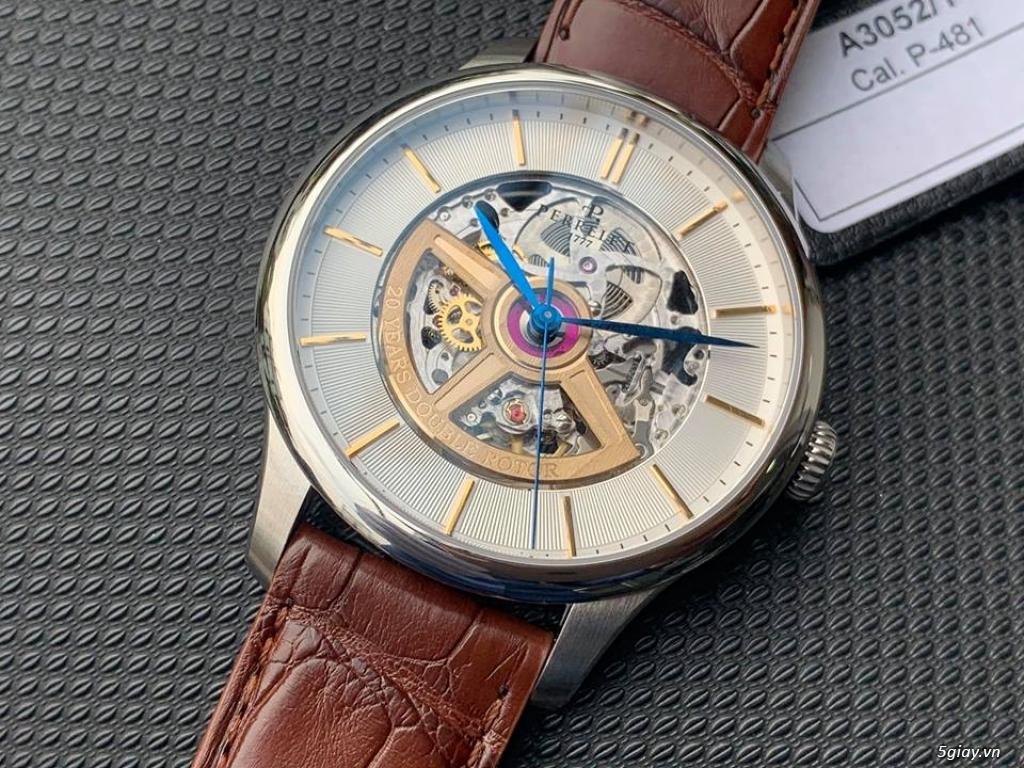 Đồng hồ chính hãng Thụy Sỹ Fc, Raymond Weil, Edox