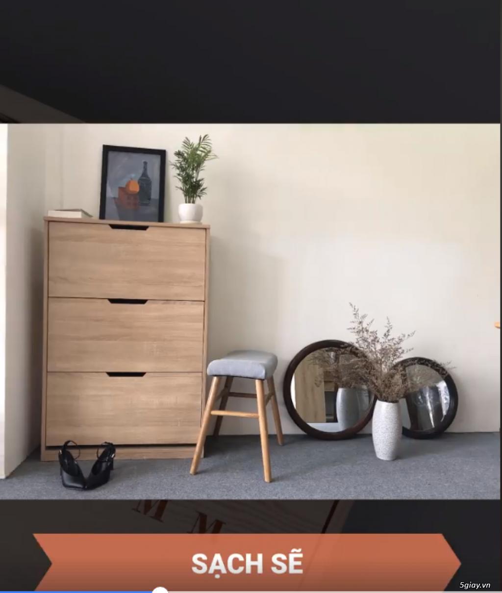 Tủ Giày Phòng Khách - An Thanh Home - 2