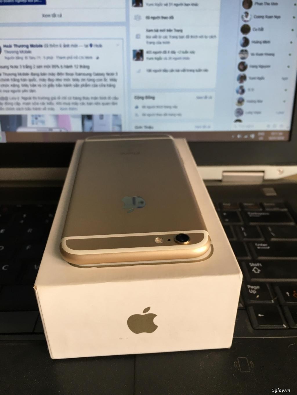iphone 6s 64GB (Đen/Bạc/Hồng/Vàng) b.hành 12 tháng - 4