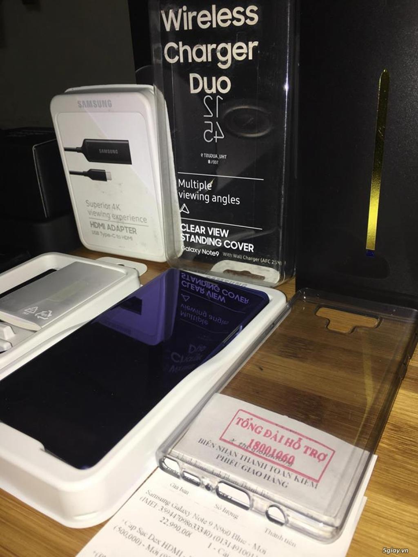 Note 9 mới mua t.8/2018 ở TGDĐ ĐẢM BẢO HÀNG TỐT! - 2