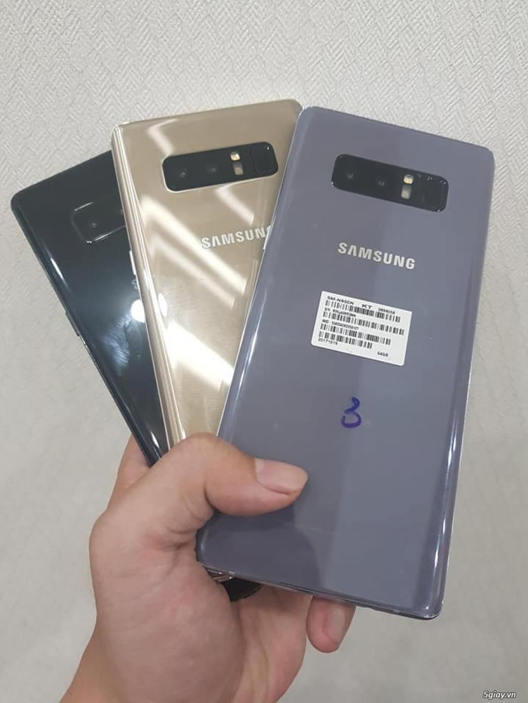 Bán Samsung Note 8 2sim zin áp suất 8tr3 - 2